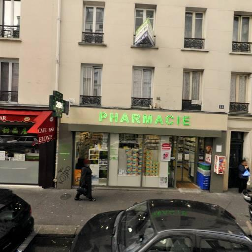 Pharmacie De La Confiance - Pharmacie - Paris