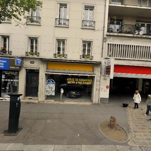 Mozer Pierre-Charles - Conseil et études financières - Vincennes