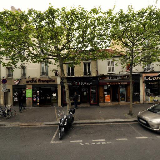Mon P'tit Bistrot - Café bar - Vincennes