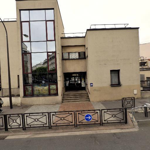 Gymnase Municipal de l'Ouest - Gymnase - Vincennes