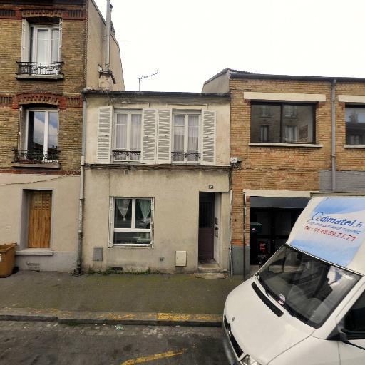Dunsmore Robert - Graphiste - Montreuil