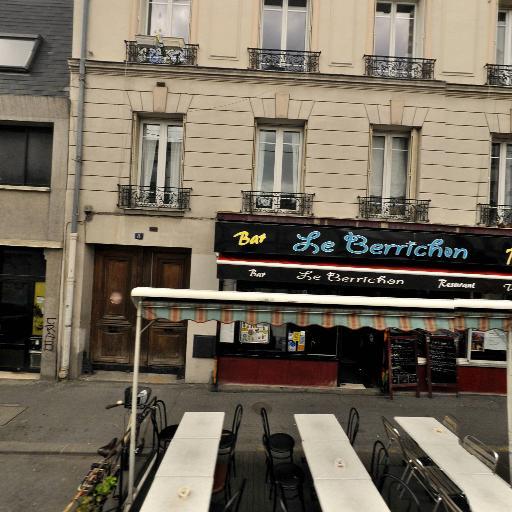 Bistrot de la Piscine - Café bar - Montreuil