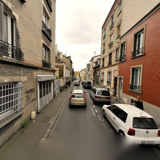 Parking Effia MONTREUIL Croix de Chavaux - Parking public - Montreuil