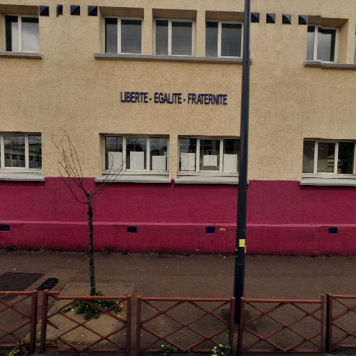 Ecole Elémentaire Fabien - École primaire publique - Montreuil