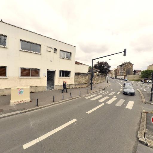 Porte de Paris - Parking public - Saint-Denis