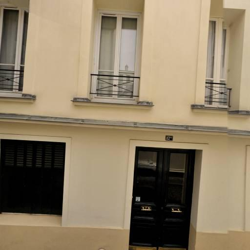 Symboles De France - Hôtel - Paris