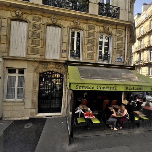 Boudoir de Qin - Manucure - Paris
