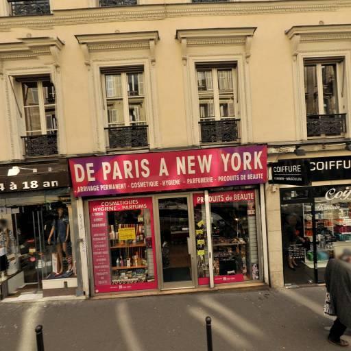 Géocontacts - Création de sites internet et hébergement - Paris