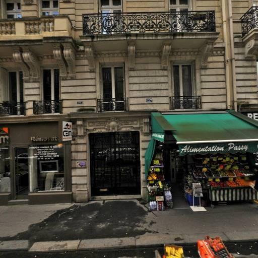 El Mouden Mohamed - Épicerie fine - Paris