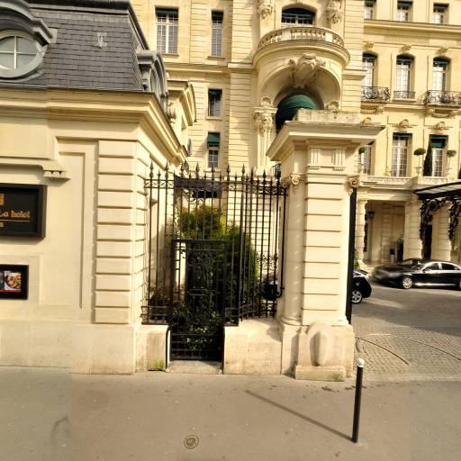 Shang Palace - Shangri-La Paris - Hôtel - Paris