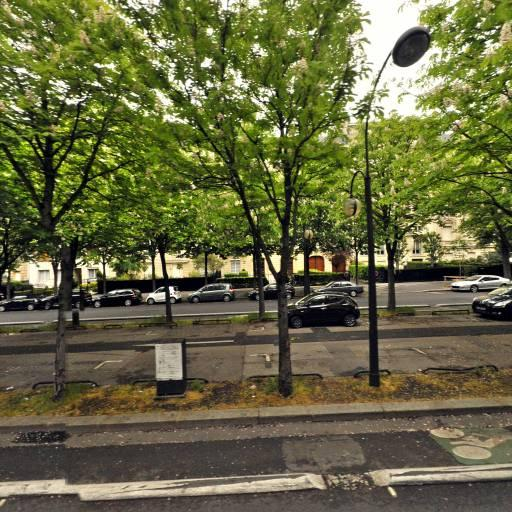 29 Av Georges Mandel SCM - Photocopie, reprographie et impression numérique - Paris