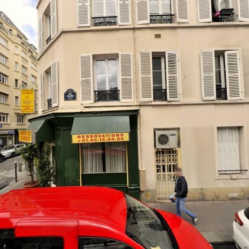 Station Vélib' Legendre - Dulong - Vélos en libre-service - Paris