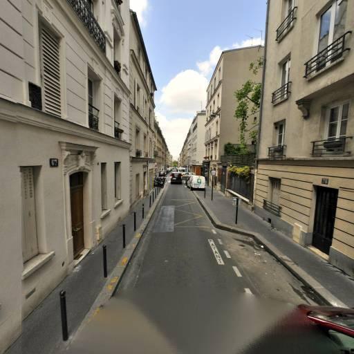 Store Plaisance - Volets roulants - Paris