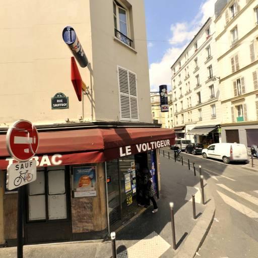 Xia Dayi - Bureau de tabac - Paris