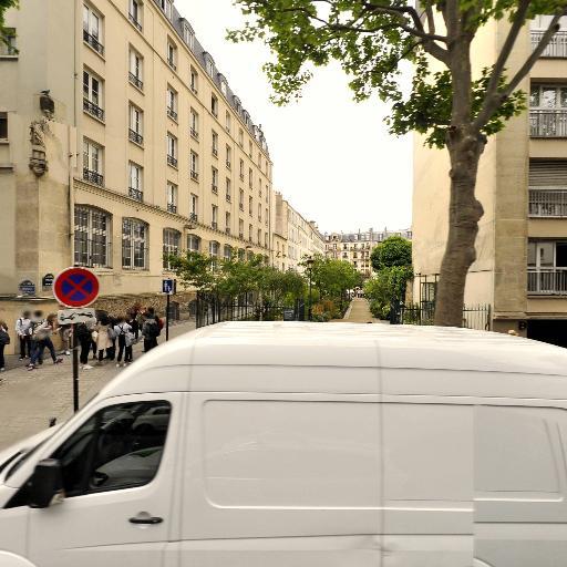 Square du Passage Moncey - Parc, jardin à visiter - Paris
