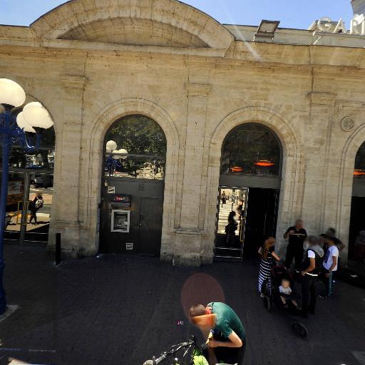 Gare de Béziers - Parking public - Béziers