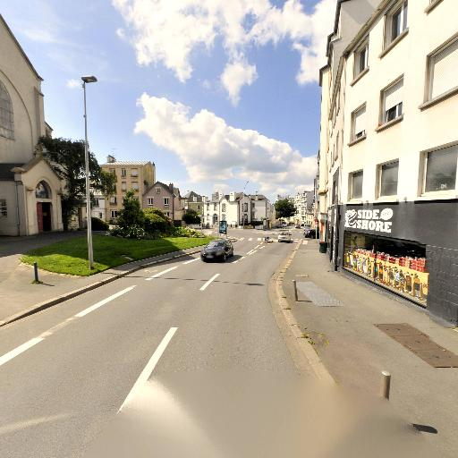 Parking Q-park Branda - Parking public - Brest
