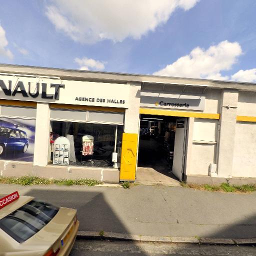 Garage des Halles - Concessionnaire automobile - Brest