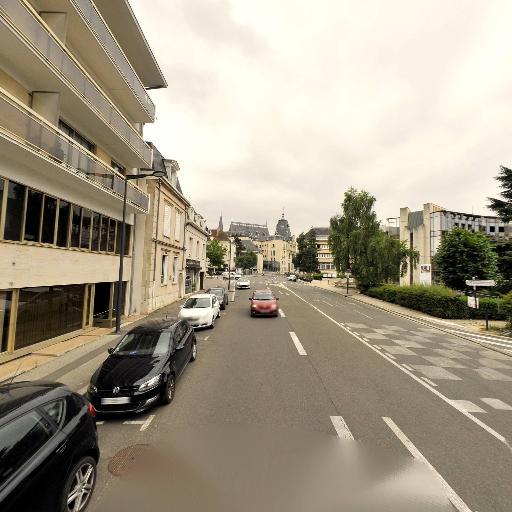 Q Park - Parking public - Chartres