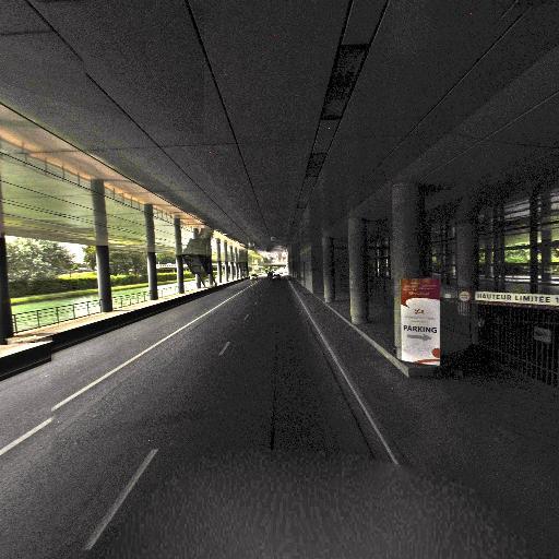 Parking Centre des Congrès - Parking - Reims