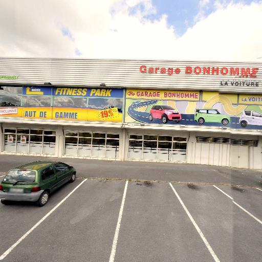 Fitness Park - Infrastructure sports et loisirs - Reims