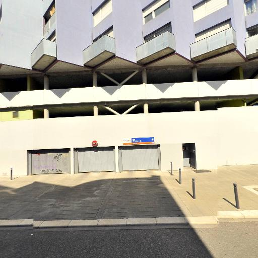 Parking Grenoble Irvoy - PARK GRENOBLE ALPES METROPOLE - Parking public - Grenoble
