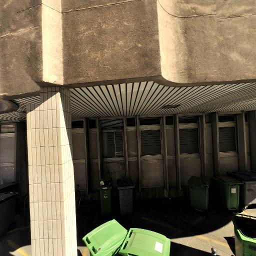 Parking Grenoble Lafayette - PARK GRENOBLE ALPES METROPOLE - Parking public - Grenoble