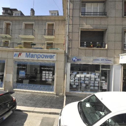 Manpower France - Agence d'intérim - Orléans