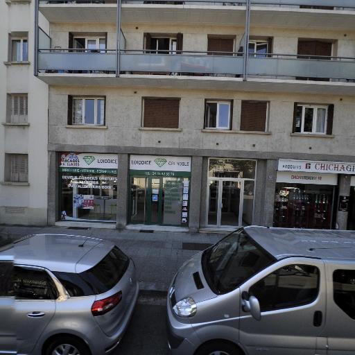 Arcades et Baies - Menuiserie PVC - Grenoble