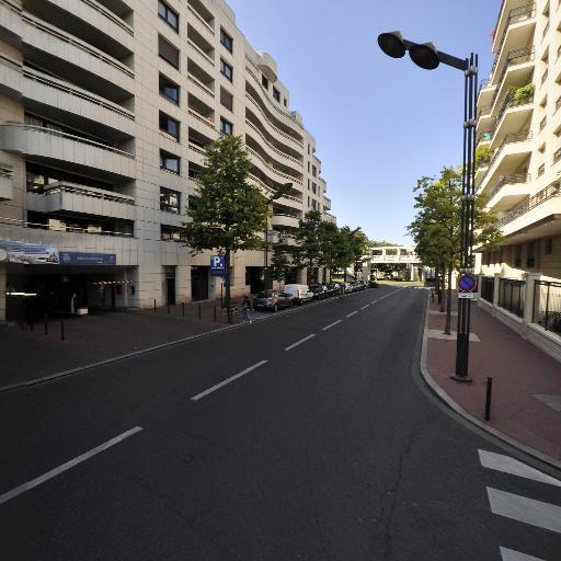 André Citroën Levallois - Parking public - Levallois-Perret