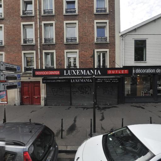 Luxemania - Discount, destockage et dégriffés - Boulogne-Billancourt
