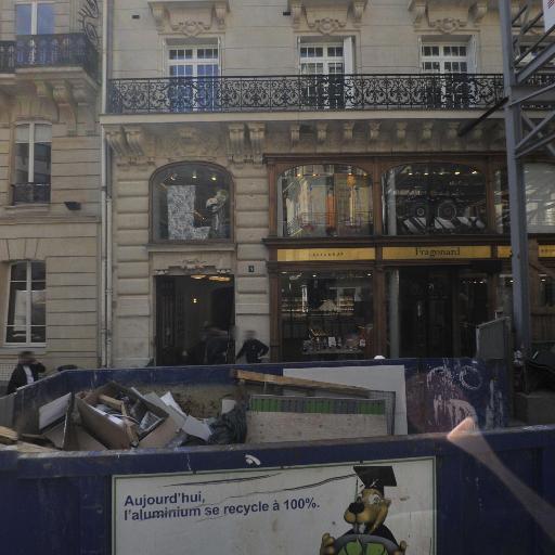 Station Vélib' Boudreau - Auber - Vélos en libre-service - Paris