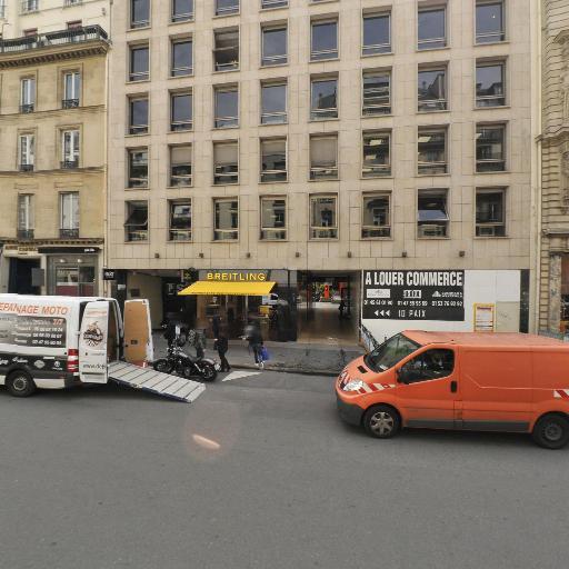 Left Bank Scooters - Vente et réparation de motos et scooters - Paris