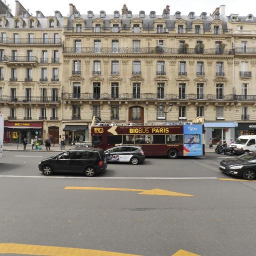 Banco Bilbao Vizcaya Argentaria - Banque - Paris
