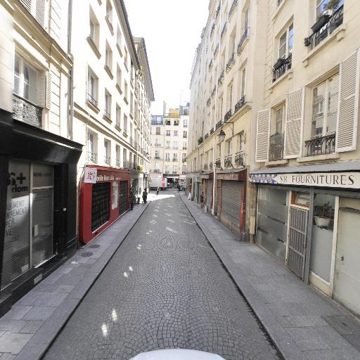 Courbarien - Gestion de patrimoine - Paris