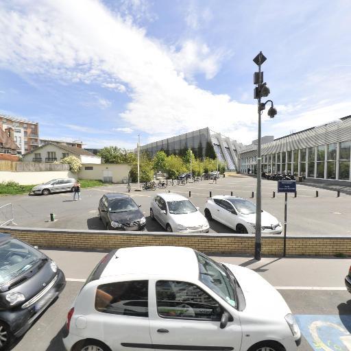 Piscine Municipale - Piscine - Boulogne-Billancourt