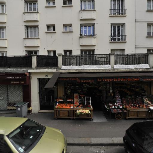 Castagnetti Sophie - Robes de mariées - Boulogne-Billancourt