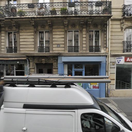 Navellou Fleurs - Fleuriste - Paris