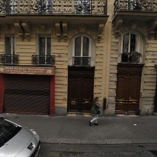 Etablissements Robert Hubert - Fabrication de matériel bureautique - Paris