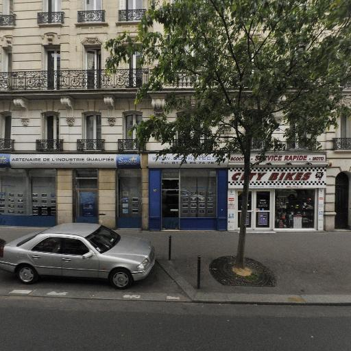 City Bikes 75 - Vente et réparation de motos et scooters - Paris