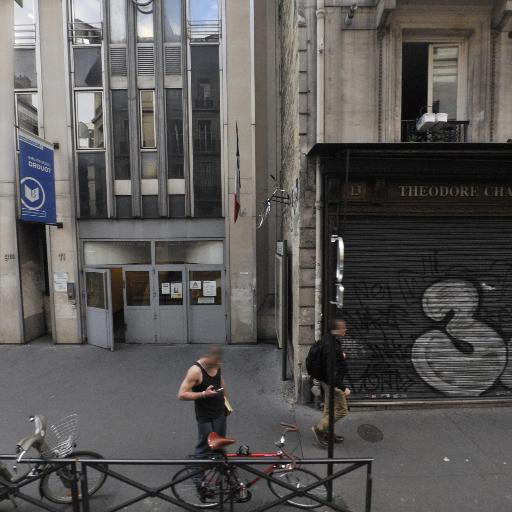Bibliothèques Municipales De La Ville De Paris - Bibliothèque et médiathèque - Paris