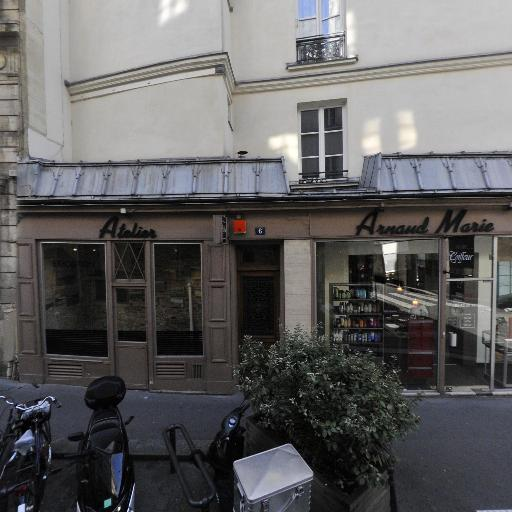 Atelier Arnaud Marie - Coiffeur - Paris