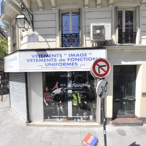 Association De La Visite D' Entreprise - Réseaux informatique - Paris