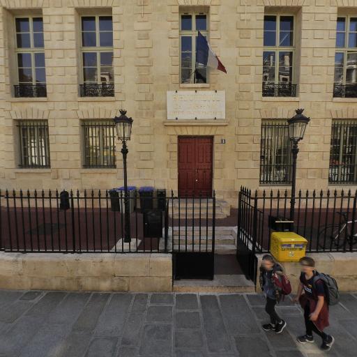 Bibliothèque de l'Arsenal - Attraction touristique - Paris