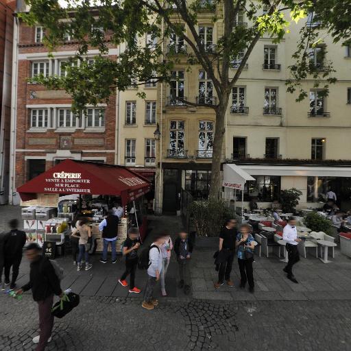 Café Beaubourg - Café bar - Paris