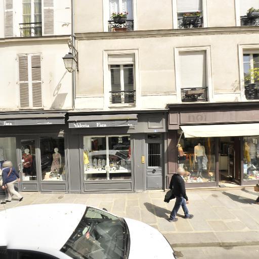 La Chamade - Café bar - Paris