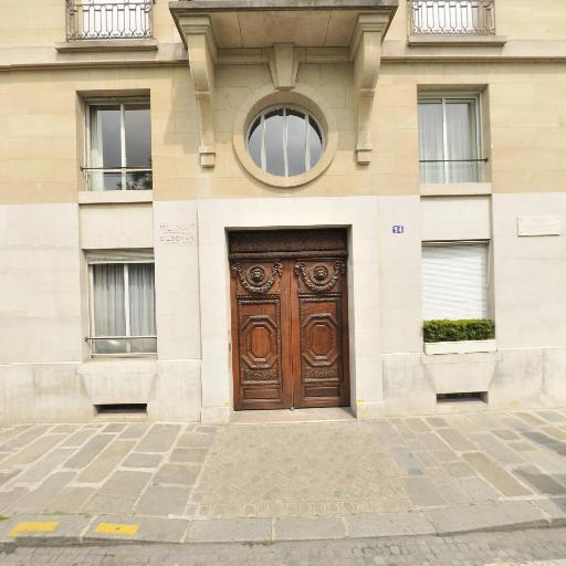 Sté De La Tournelle De Bethune - Conseil et études financières - Paris