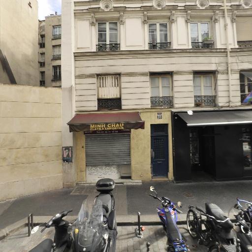 De L'Errance A La Trace - Architecte - Paris