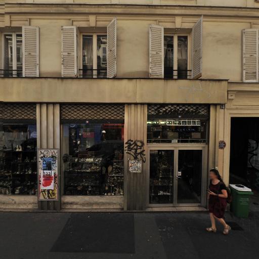 Zapa Siège - Fabrication de vêtements - Paris