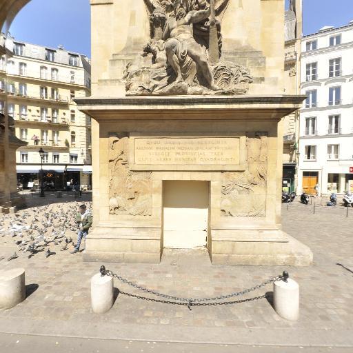 Porte Saint Denis - Attraction touristique - Paris